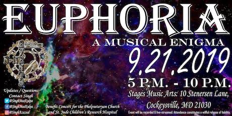 Euphoria: A Musical Enigma tickets