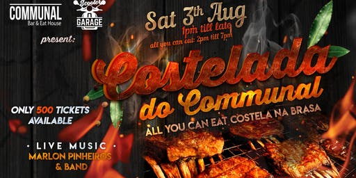COSTELADA do Communal - All you can eat
