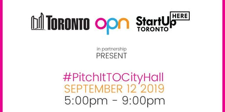 PitchItTOCityHall tickets