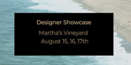 Designer Showcase tickets