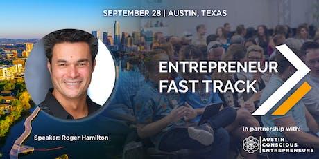 A.C.E. Entrepreneur Fast Track w/ Roger James Hamilton - Austin, TX tickets