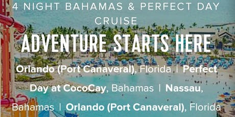 OHannahs Hair Studio presents Customer appreciation cruise 2021 tickets
