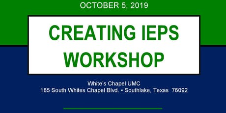 Creating IEPs Informed Empowered Parents tickets