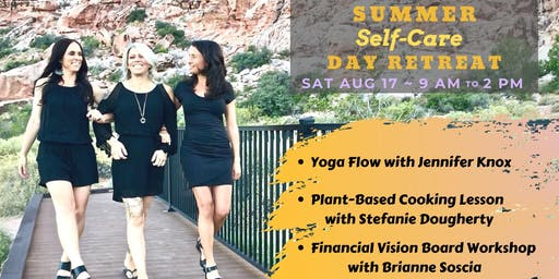 Summer Self Care Day Retreat