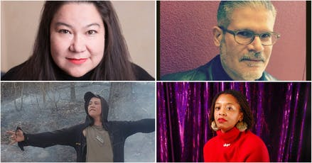 Showcase Reading Series: Brenda Shaughnessy, Roberto Tejada, Cody-Rose Clevidence & Shayla Lawson [Live Poetry Reading] tickets