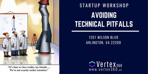 Startup & Tech Workshop - Avoiding Technical Pitfalls