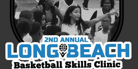 B3's 2nd Annual Long Beach Basketball Skills Clinic tickets