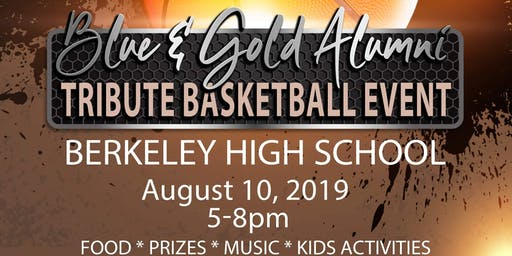 Blue and Gold Alumni Tribute Basketball Event