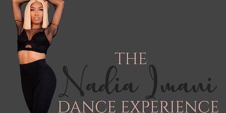 The Nadia Imani Experience tickets
