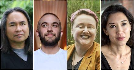 Showcase Reading Series: Eugene Gloria, Adrian Silbernagel, Ximena Izquierdo Ugaz & Tina Cane [Live Poetry Reading] tickets