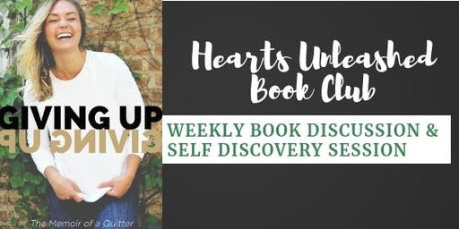 Hearts Unleashed Book Club: Host Amber Werth
