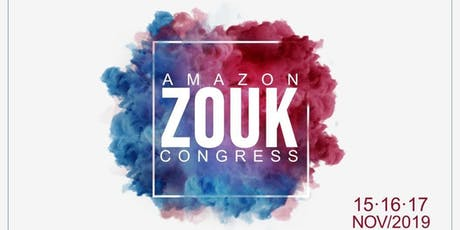 Amazon Zouk Congress ingressos