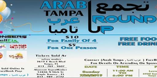 arab tampa round up