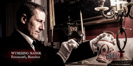 Murder at Wymering Manor tickets