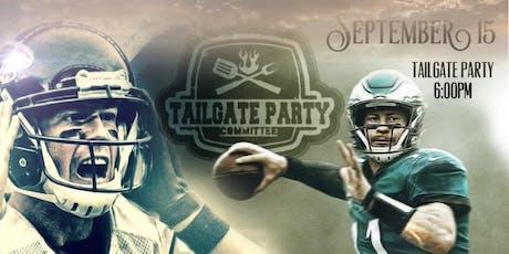 Atlanta vs Philadelphia Tailgate Party tickets