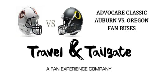 8/31/2019 Advocare Classic - Fan Bus to AT&T Stadium & Tailgates