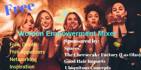"Women Empowerment Mixer: ""Money, Mindset & Moscato"" tickets"