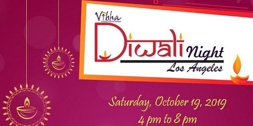 Vibha LA Diwali Night 2019