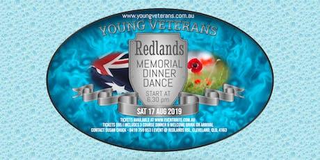 Young Veterans Redlands - Memorial Dinner Dance 2019 tickets