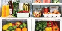 SMART Fridge Makeover