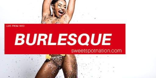 BURLESQUE! The Sweet Spot Kansas City: Make It Rain Edition