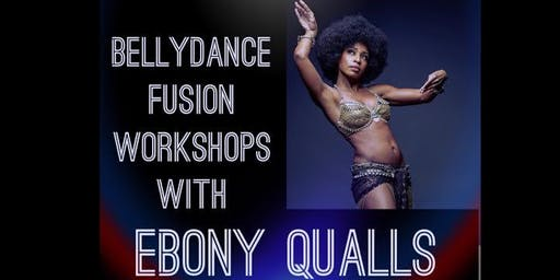 Ebony Qualls Bellydance Fusion Workshops Hawaii