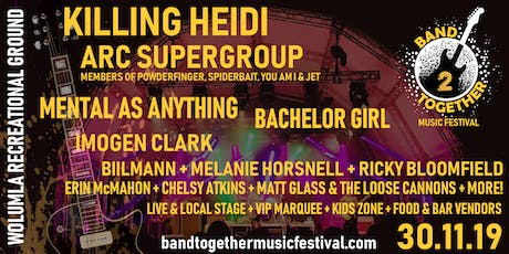 Band Together Music Festival 2019 tickets