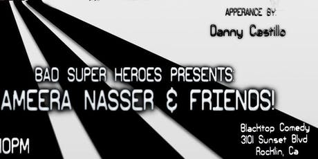 Bad Superheroes: A night of Comedy tickets