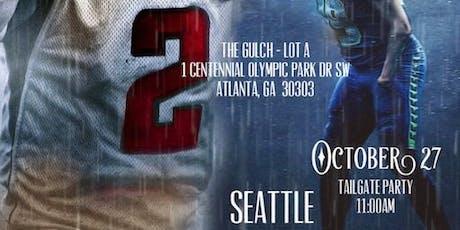 Atlanta vs Seattle Tailgate Party tickets