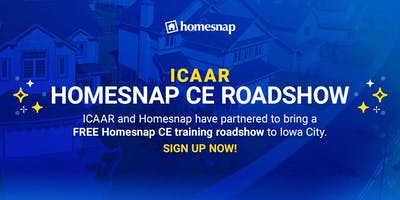 ICAAR Homesnap CE Roadshow