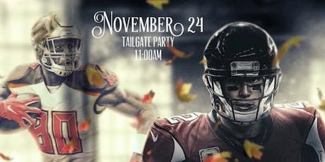 Atlanta vs Tampa Bay Tailgate Party tickets