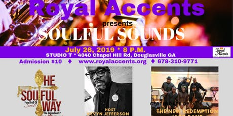 Soulful Sounds tickets