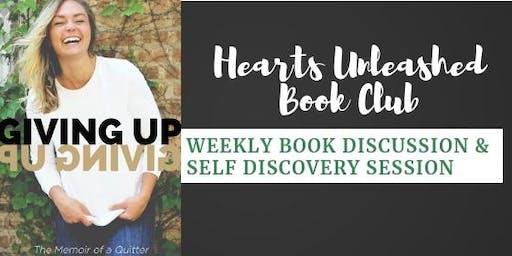 Hearts Unleashed Book Club: Host Garnett Myers