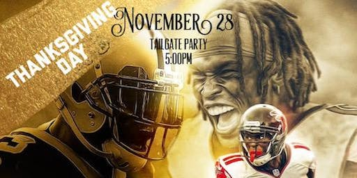 Atlanta vs New Orleans Tailgate Party