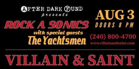 Rock-a-sonics and The Yachtsmen tickets