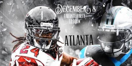 Atlanta vs Carolina Tailgate Party tickets