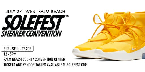 SoleFest West Palm Beach - July 27, 2019
