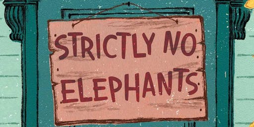 OKC Drag Queen Story Hour -  Strictly No Elephants