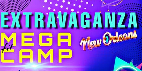 Extravaganza MEGA CAMP tickets