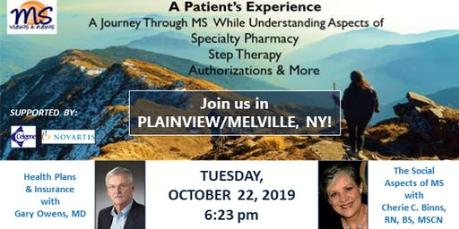 MULTIPLE SCLEROSIS Event in Plainview/Melville, NY: A Patient's Experience