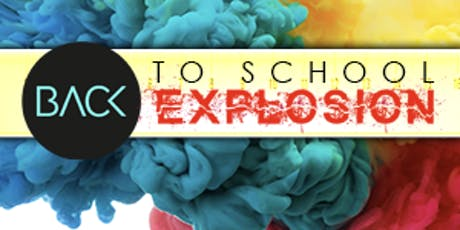 Back to School, Stop the Bullying Explosion  tickets