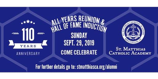 St. Matthias Alumni 110th Anniversary - Sunday - Ridgewood, NY