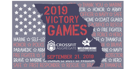 2nd Annual CrossFit Aggregate Victory Games Benefitting Welcome Home tickets