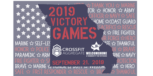 2nd Annual CrossFit Aggregate Victory Games Benefitting Welcome Home