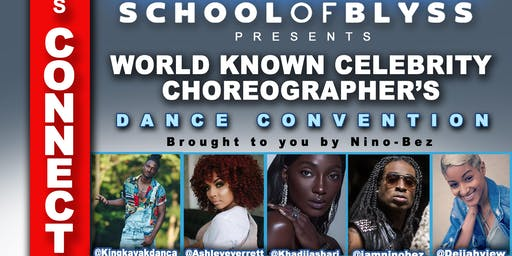Blyss Conneticut- Celebrity Choreographer's Dance Convention