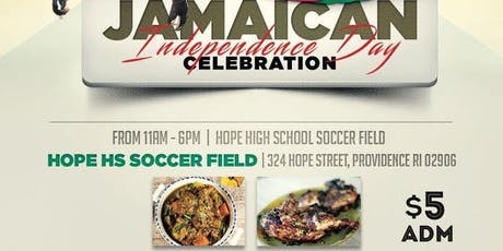 Jamaican Independence Day Celebration tickets