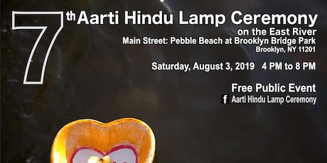 Aarti Hindu Lamp Ceremony  tickets