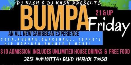 Dj Kash & Dj Kush Presents: Bumpa Friday at Bliss Nola  tickets