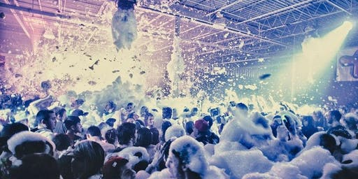 All White Attire- Adult Foam Party