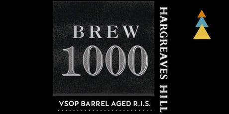 Hargreaves Hill Batch #1000 Launch and Tap Showcase tickets